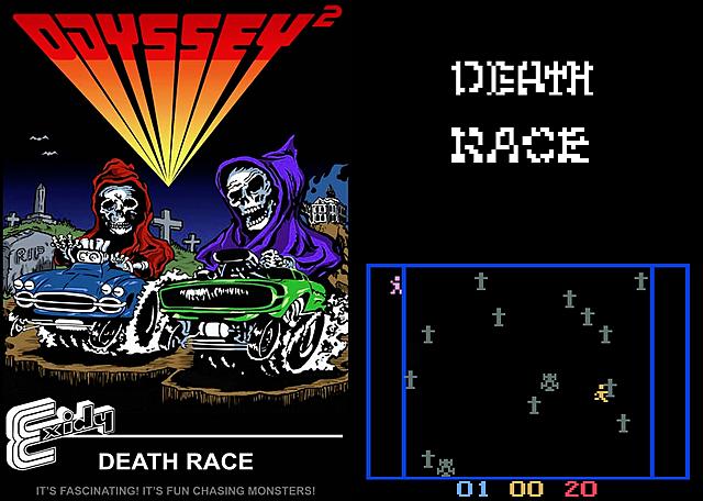 «Death Race»