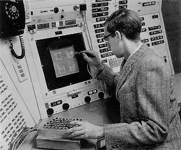 Первый графический интерфейс