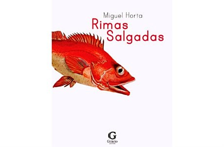 AUDIOLIVROS - RIMAS SALGADAS DE MIGUEL HORTA