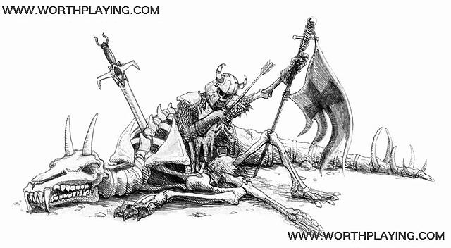 Mort de Garotrogar l'Ancien