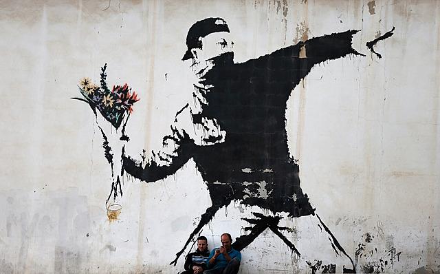 Flower Chucker - Berlin