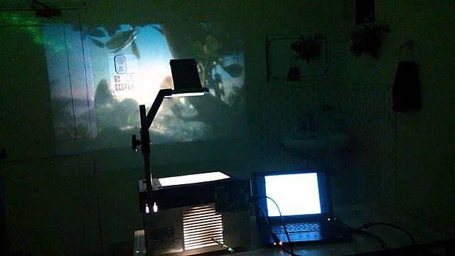 OHP, LCD Projectors- 1950s
