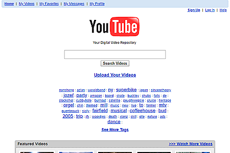 Video (Youtube)- 2005