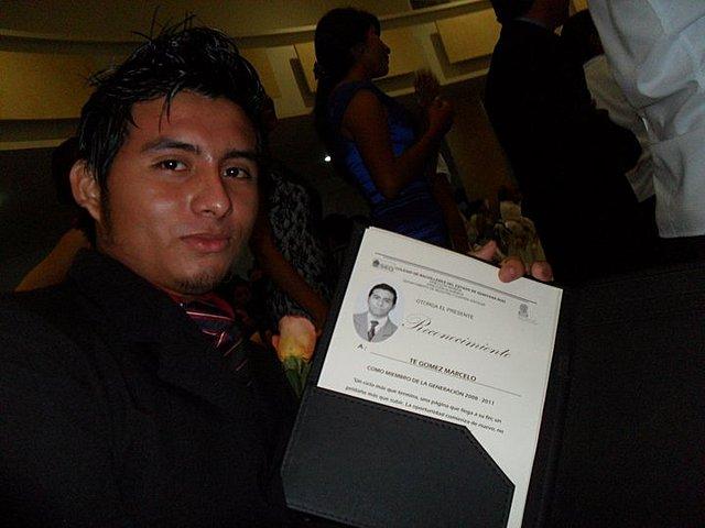 Ceremonia de Graduación de Bachilleres