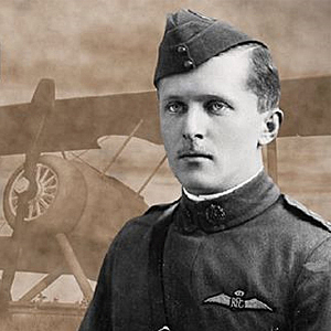 Billy Bishop and his contribution to the Canadian Air Force (Social)