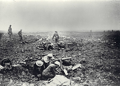 Victory at The Battle of Vimy Ridge (Social)