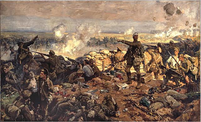 Battle of Second Ypres (Social)
