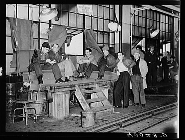 General Motors Sit Down Strike