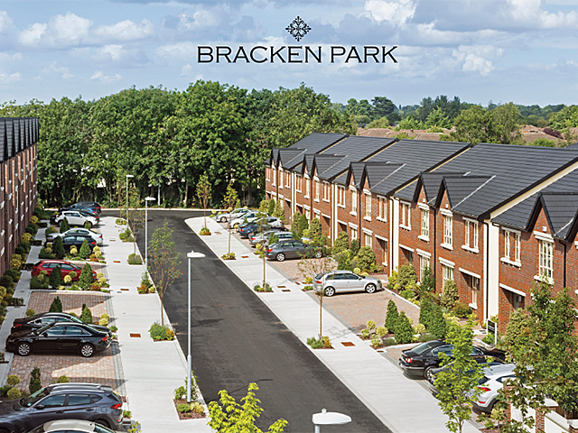 Bracken Park Close