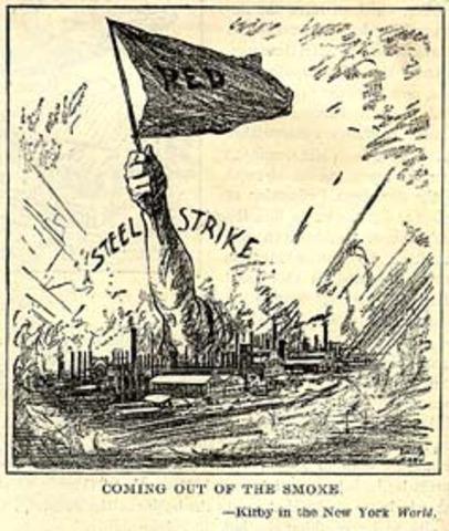 Seattle Strike
