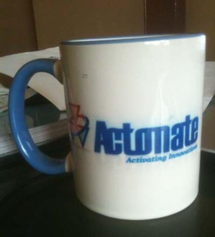 Actonate turns 1