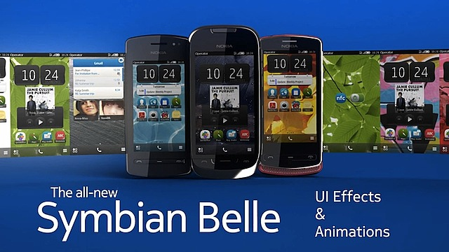Symbian OS 10.1(Nokia Belle)