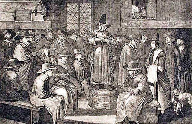 The Quakers Criminalize Slavery