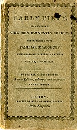 Early Piety Published