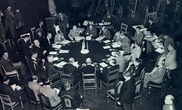 End of WWII Conferences