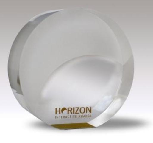 won the Horizon award