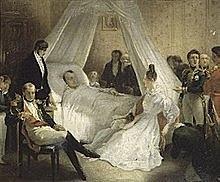 Napoleone muore a Sant'Elena
