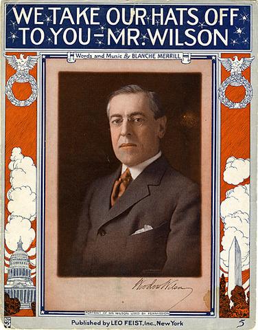 Wilson re-elected