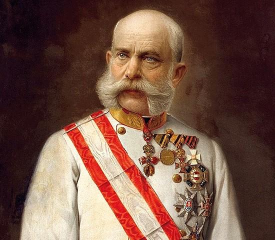 Francesco Giuseppe imperatore