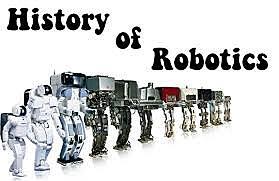 Los Robots en la historia