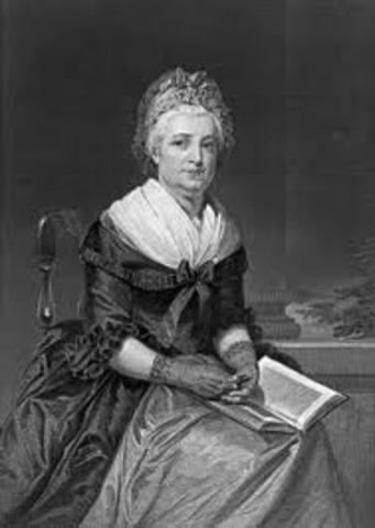 Married Mrs. Martha Dandridge Custis