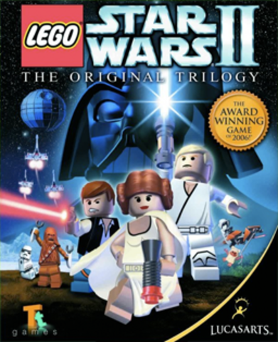 Lego Star Wars 2: The Origanal Trilogy