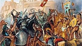 La Conquista timeline