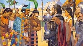 Conquista de Guatemala timeline