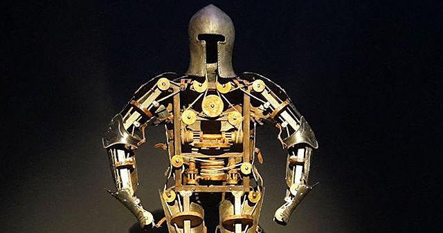 diseño de un robot humanoide
