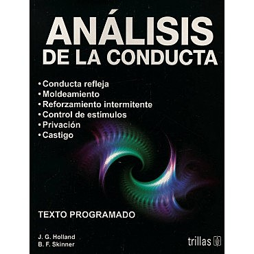 """Libro """"El análisis de la conducta"""""""