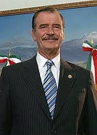 Vicente Fox Quesada (2001-2006)