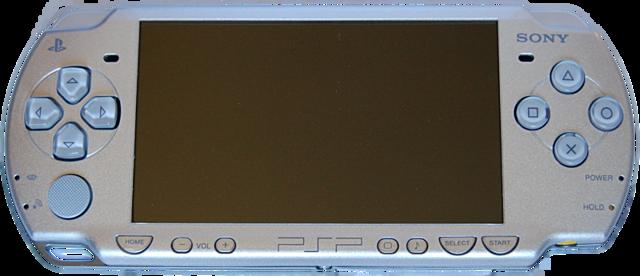 PlayStation Portable Slim & Lite