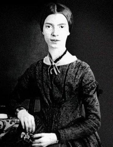 Emily Dickinson was born