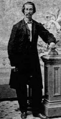 Birth of Joseph Stillwell Cain, Jr.
