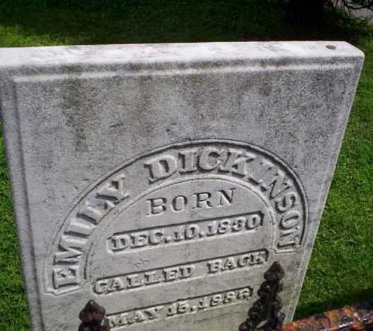 Emily Dickinson Dies
