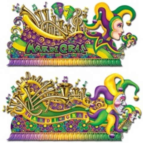 The Infant Mystics, the second oldest society that continues to parade, introduced the first electric floats to Mobile