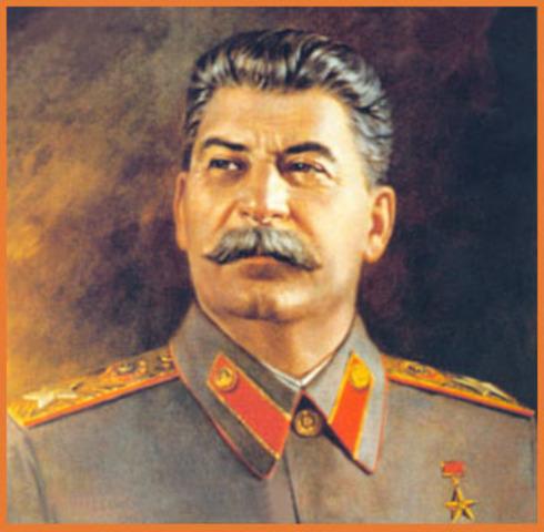 Joseph Stalin obtains power in the Soviet Union