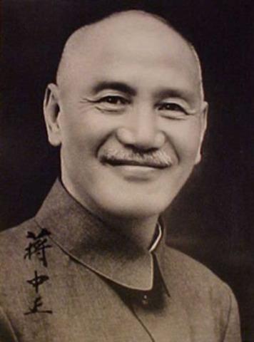 Chiang Kai Shek controls China