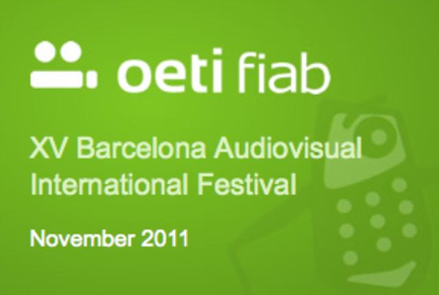 XV Barcelona International Audiovisual Festival