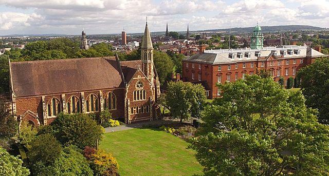 Charles Darwin Attends Shrewsbury School