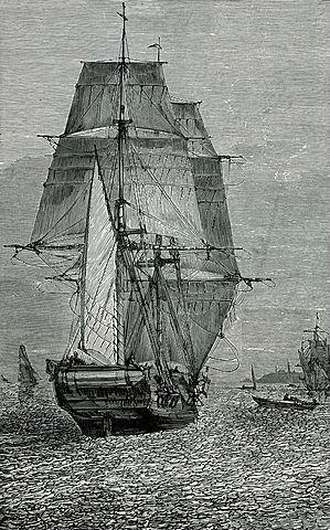 Charles Darwin Sets Sail on the Beagle