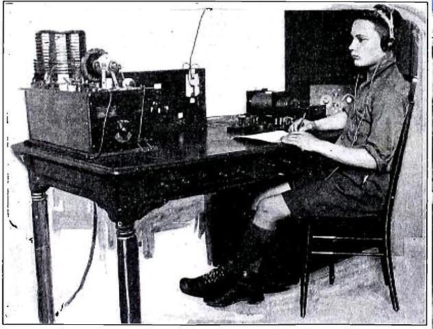 Primer sistema de Radio