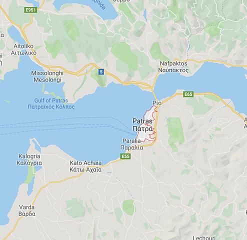 Democratic Club of Patras is Established
