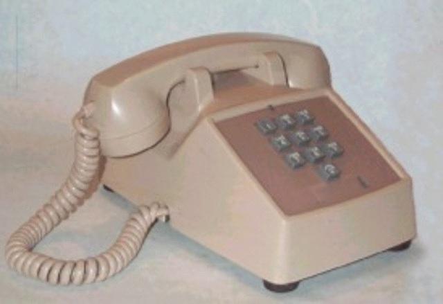 Lanzamiento del primer teléfono de tonos