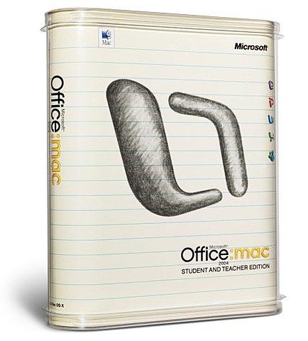 Microsoft Office 2004 para Mac