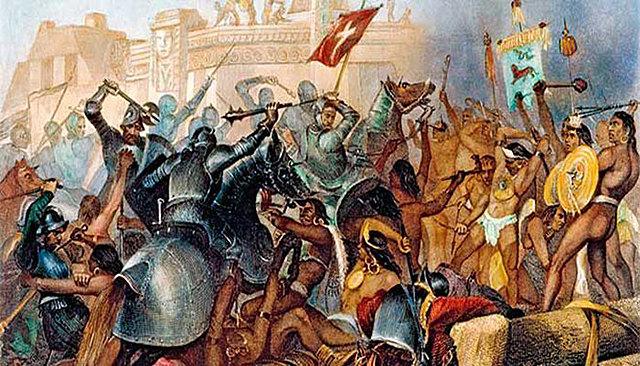 Conquista de Chimaltenango