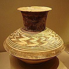 Aparece la cerámica en Mesopotamia