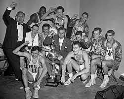 Warriors win their First NBA Title