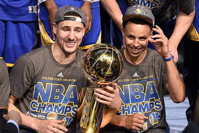 Warriors Win First NBA Title in 40 years