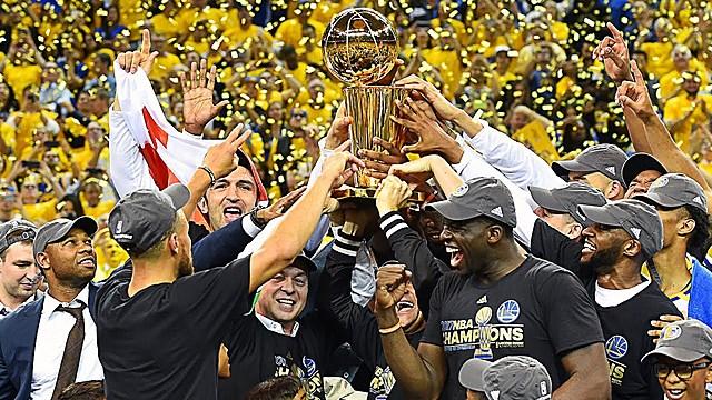 Warriors Reclaim the NBA Title